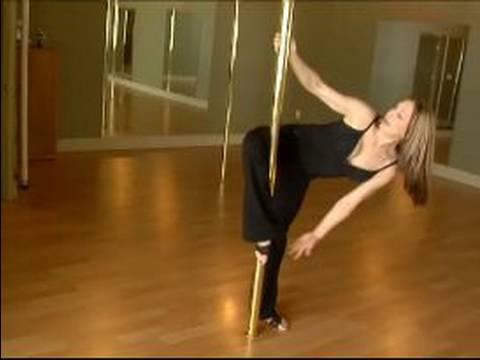 Nasıl Dans İçin Fitness Kutup: Soyucu Kutup Dans Egzersiz