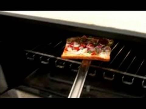 Nasıl Hint Yapmak Sandviç Dolması: Nasıl Bir Vejetaryen Pizza Sandviç Yapmak