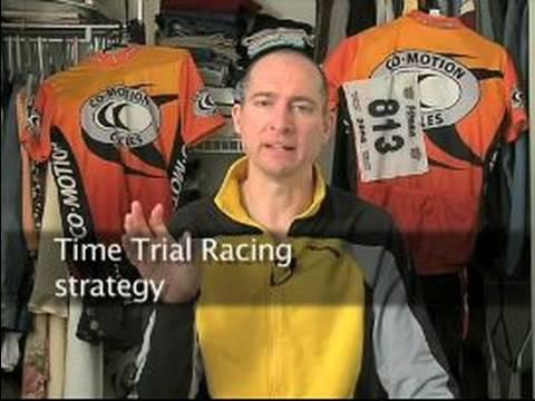 Rekabet Bisiklet İpuçları : Rekabetçi Bisikletçiler İçin Deneme Yarış Stratejisi Zaman