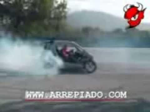 Hayabusa Motor İle Akıllı Turbo