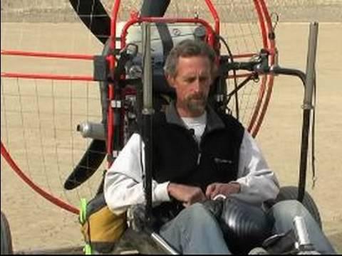 Motorlu Yamaçparaşütü Trike Uçmayı: Yamaç Paraşütü Aksesuarları Seçmek İçin Nasıl