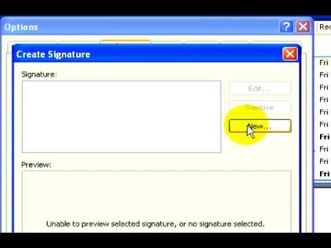 Nasıl Adobe Resim Hazır Bir Animasyon Oluşturmak İçin: Outlook İle Görüntü Hazır Bir İmza Dosyası Oluşturma: Bölüm 1