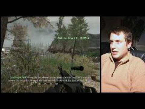 Call Of Duty 4 İzlenecek Yol: Bölüm 6: Rpd Anlatım 5 Call Of Duty 4 İçin