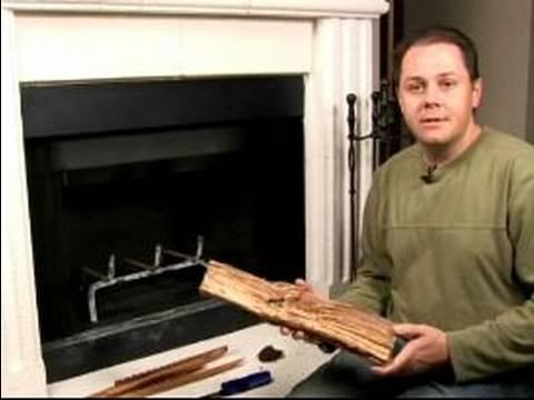 Nasıl Ateş İçinde Bir Şömine İnşa İçin: Kullanım İçinde Bir Şömine İçin Odun Türleri