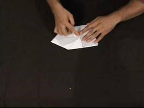 Origami Su Zambağı Nasıl : Origami Nilüfer İçin Geri Katlanır Puan