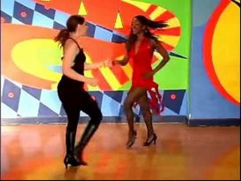 Cumbia Dans Nasıl: Nasıl Koymak Ortak Cumbia Dans Adımları Birlikte Yapılır