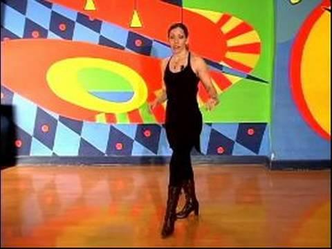 Cumbia Dans Nasıl: Temel Cumbia Dans Adımları Yapmak İçin Nasıl