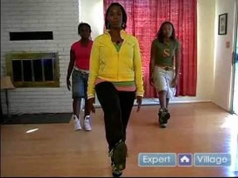 Hip Hop Dans : Top Hip Hop Dans Adımı Değiştirmek Tekme
