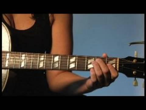 Ücretsiz Gitar Dersi: B Binbaşı Akorları Fingerpick Nasıl Fingerpicking Blues Ülke :