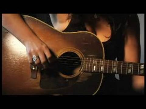 Ücretsiz Gitar Dersi: Country Blues Fingerpicking : Desenleri Hakkında Tüm & Fingerpicking Stilleri