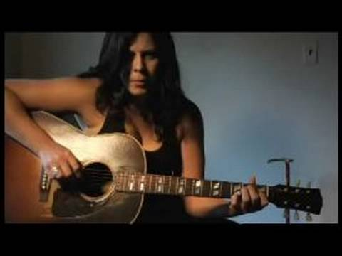 Ücretsiz Gitar Dersi: Fingerpicking Teknikleri Birleştirmek İçin Nasıl Fingerpicking Blues Ülke :