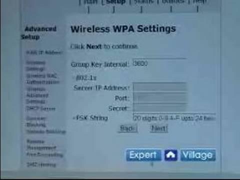 Kablosuz Yönlendiriciler Ve Ağ Kurma : Kablosuz Yönlendiriciler İçin Wpa Anahtarları