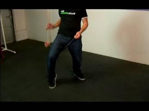 Dize Yoyo İçin Hileler Nasıl: Bacak Yo-Yo Hileler Yörünge