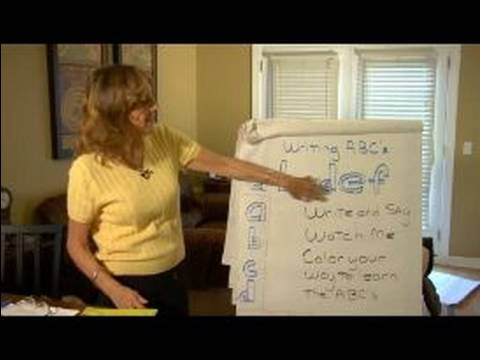 Çocuklar İçin Dersler Okuma: Nasıl Abc'nin Okuma Öğrenmek
