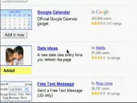 Nasıl Kullanım İgoogle: İgoogle İletişim Araçları