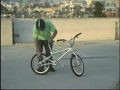 Bmx Hileci Ve Emanet: Bmx Bisiklet Lastikleri Kontrol Etmek İçin Nasıl