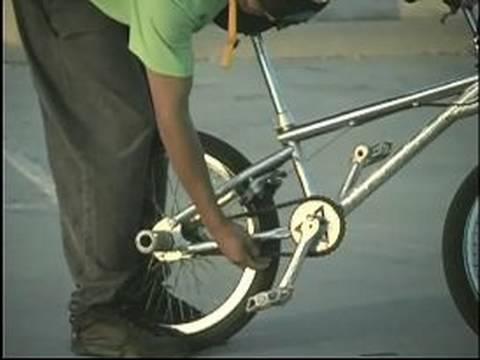 Bmx Hileci Ve Emanet: Nasıl Bir Bmx Bisiklet Zinciri Kontrol Etmek İçin