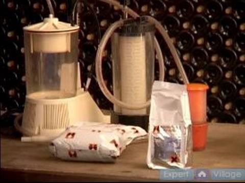 Şarap Yapma İpuçları : Şarap Yapımında Fermantasyon İpuçları