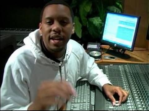 Nasıl Bir Rap Şarkısı Karışımı: Nasıl Tekme Bir Rap Şarkı Karışımı
