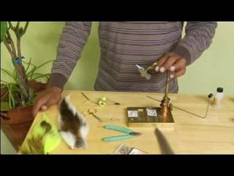 Clouser Minnow Sinek Balıkçılık İçin Yapım: Clouser Minnow Yapmak İçin Gerekli Araçları Ve Malzemeleri
