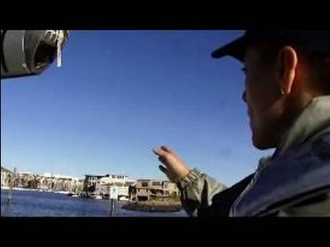 Bir Yelkenli Yelken Kullanmayı: Nasıl Güvenli Bir Şekilde Bir Marina Yelken