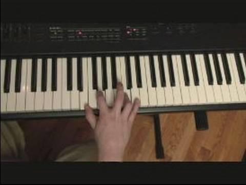 Gerginlik İle piyano Telleri : Piyano 9, 1 Büyük tersine Oyna