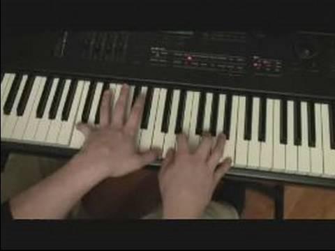 Gerginlik İle piyano Telleri : Piyano 9, 3 Büyük Bir Oyun İnversion