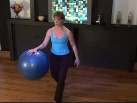 Nasıl Bir Kardiyo Top İle Egzersiz : Mambo & Salya Kardiyo Topu İle Egzersizler