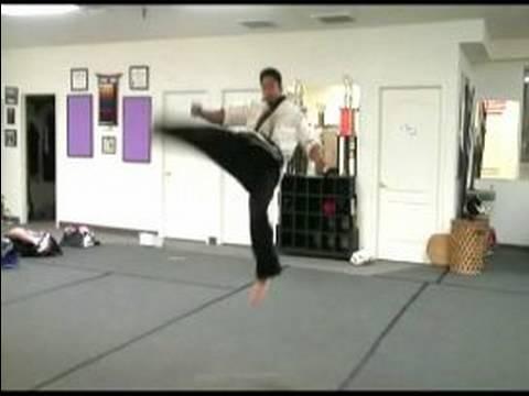 Tae Kwon Do 540 Kick : Tae Kwon Do 540 Kick Nedir?