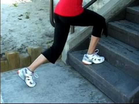 Daha Düşük Vücut Egzersiz Egzersizler: Geriye Doğru Hamle Egzersizleri