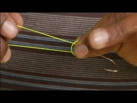 Misina Kanca Knot Uçmak: Çift Kucaklamak Knots Balıkçılık Fly