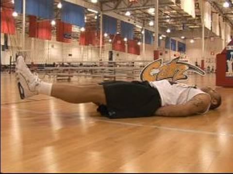Nasıl Profesyonel Basketbol Oynamak İçin : Basketbol Ab Egzersiz İpuçları