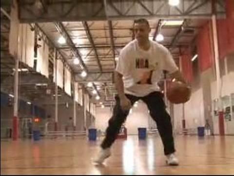 Profesyonel Basketbol Nasıl Oynanır : Basketbol Streç Üzerinde Haç