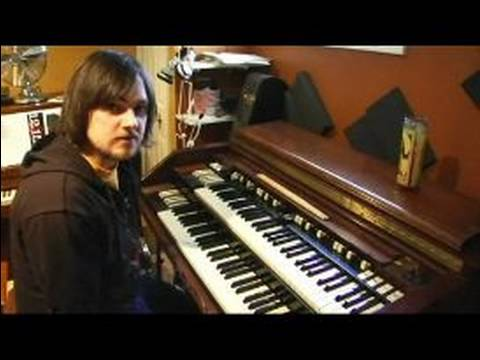 Rock And Roll Klavye Dersleri : Bir Rock Grubu Organ Kullanarak