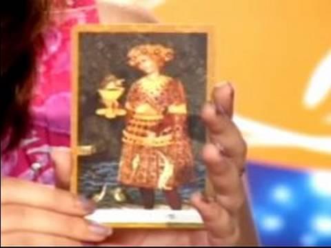 Nasıl Tarot Kartları Oku: Bardak Tarot Kartı Prensesi Anlamını