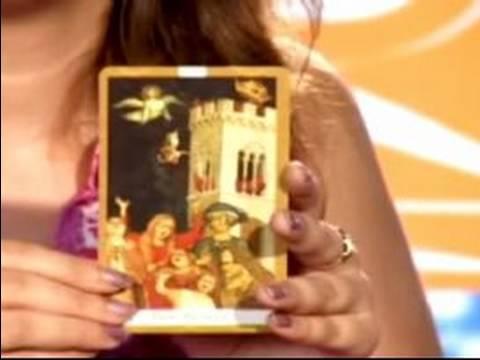 Nasıl Tarot Kartları Oku: Kule Tarot Kartı Anlamını