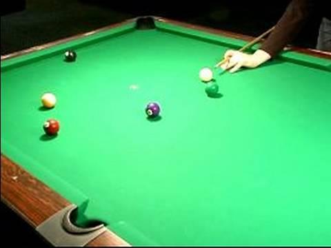 9 Top Pool Oyunu: Fauller 9 Top Havuzu Vurdu
