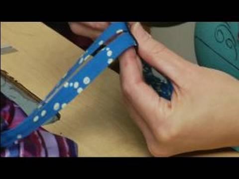 Dikiş Takı Çanta : Çanta Takı Takılarak Drawstrings İçin İpuçları