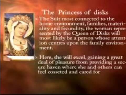 Nasıl Tarot Kartları Oku: .detaylar Gizli Tutulmuştu Tarot Kartı Prensesi Anlamını