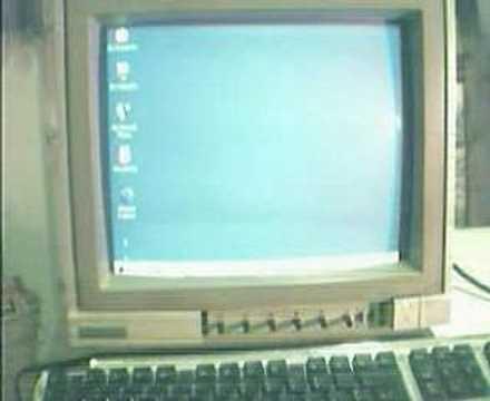 Xbox Linux: Windows 2000 :-)