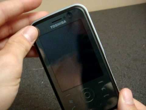 Toshiba Portege G810 Unboxing Video