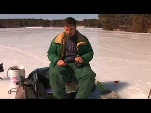 Buzda Balık Avı: İleri Teknikler :