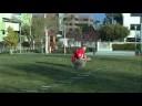Sezon Futbol Kondisyon : Sezon Futbol Kondisyon: Çeviklik Merdiven Yanal Geçer