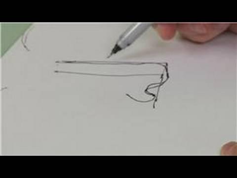 Bir Izgara İle Yüz Çizim : Çizim Yüz Burun Detayları