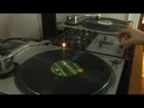 Sıfırdan Dj Karıştırma Teknikleri Gelişmiş: Scratch Dj İpuçları: Sarmak Ses Geçişi Ayar Düğmesi Tekniği