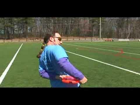 Freestyle Frisbee Yakalar : 2 El İle Frizbi Yakalar Numara