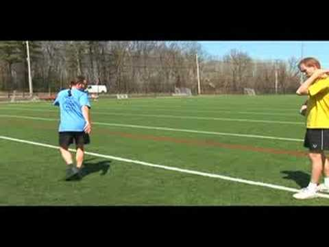 Freestyle Frisbee Ayak Fırçalar : Frizbi Çapraz Tek Fırça Freestyle