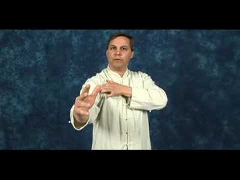 Tai Chi Kavramları Ve İlkeleri : Tai Chi & Dirsek Pozisyonu