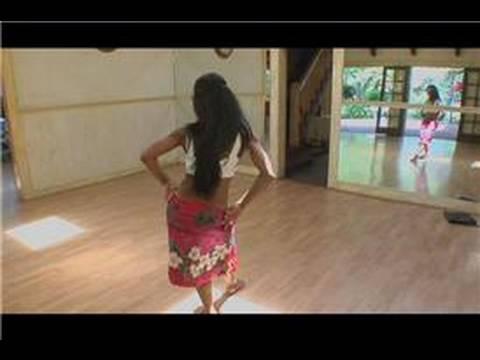 Tahitian Hula Dansı : Tahitian Hula Dansı: Ami