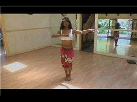 Tahitian Hula Dansı : Tahitian Hula Dansı: Kaholo